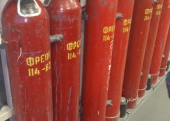 Куплю модули газового пожаротушения. Куплю авиационные огнетушители