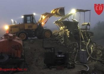 Оборудование для добычи золота Скруббер - Бутара