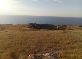 Продам земельный  участок на море 10 соток