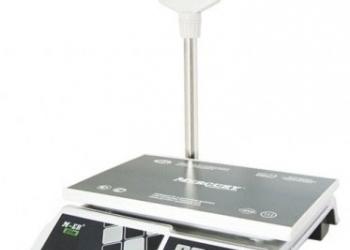 Весы для бизнеса, денежные ящики, сканеры и др