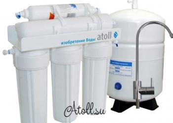 фильтр для воды atoll a-550 (патриот)