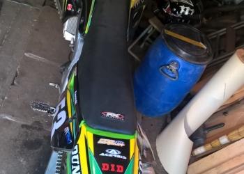 Kawasaki kx250f 2009