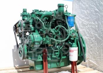 Двигатель  Yuchai 50 kWt YCD4R11G-68