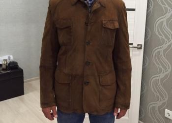Замшевая куртка Kanzler