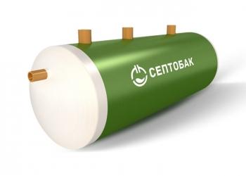 Монтаж септика СептоБак био-4.0 для дома под ключ