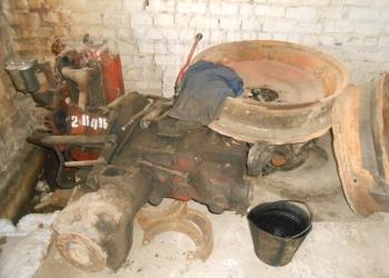 Трактор Т-16 (запчасти)