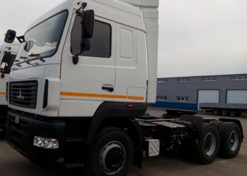 Продается  тягач МАЗ-6430С9-520-012 с повшенной нагрузкой на седло
