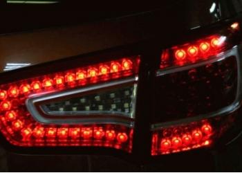 Ремонт светодиодных фонарей автомобилей