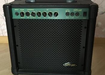 Гитарный комбик stagg 20 GA