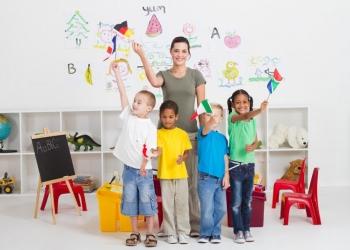 Педагог по английскому языку для детей
