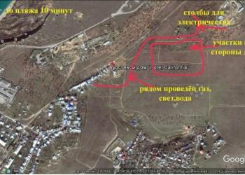 Продам участок ИЖС Севастополь