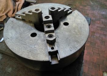 Патрон трехкулачковый диаметр 500мм