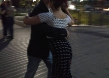 Аргентинское танго - практика и обучение