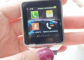 Умные часы DZ09 (Smart watch) Оригинал