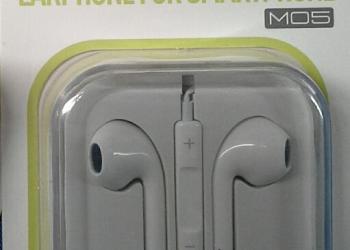 Наушники под Apple for iPhone