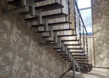 Лестницы. От каркаса до полной обшивки деревом.