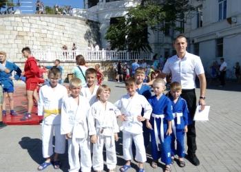 Набор в спортивные секции борьбой самбо и дзюдо Клуб Боевых Искусств №1