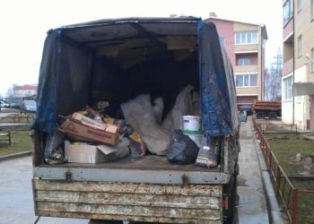 Вывоз мусора, Вывоз строительного мусора, вывоз старой мебели (пианино) в Перми
