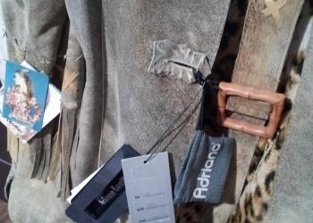 Продам новый кожаный плащ, Adriano Leather Shop