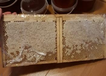 свежий липово-цветочный мед