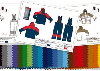 Спецодежда униформа от производителя Русит