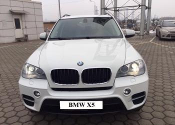 BMW X5, 2013г., пробег 18170 км.