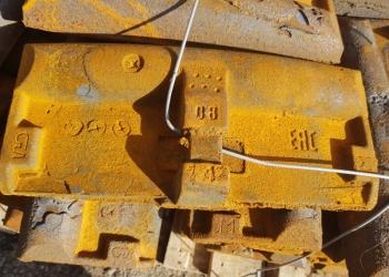 колодка тормозная гребневая локомотивная типа и любые всп с сертификатами