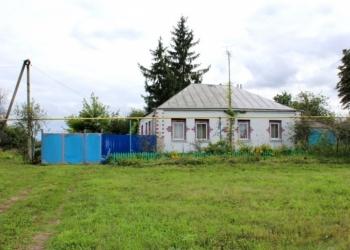 Дом 103 м2 с. Ольховатка Новооскольского района Белгородской области