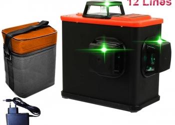 Лазерный уровень 360 градусов | Зеленый луч