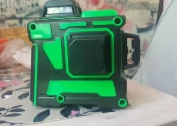 Лазерный уровень 360 градусов | Зеленый свет.