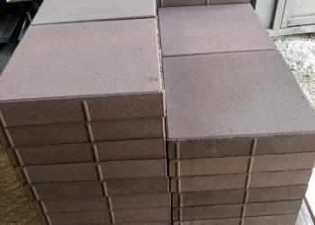 Плитка тротуарная, брусчатка, бордюр, блок