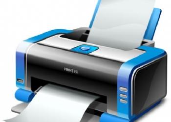 Подключение, настройка принтера, сканера, МФУ