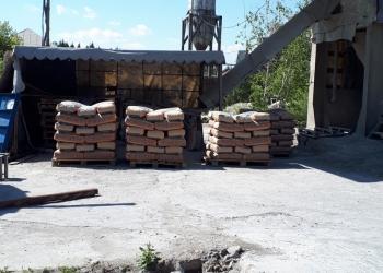 Продам линию фосовучную, строительных смесей, цемента