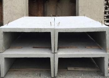 Лотки теплотрасс, плиты перекрытия теплотрасс, ЖБИ