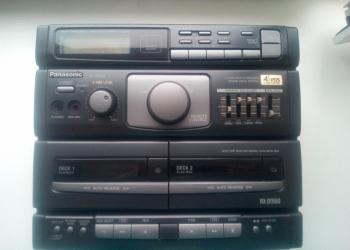 Магнитола Panasonic RX-DT 690