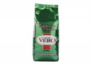 Кофе в зернах Сaffe Vero Espresso Classico (Италия) 1 кг.