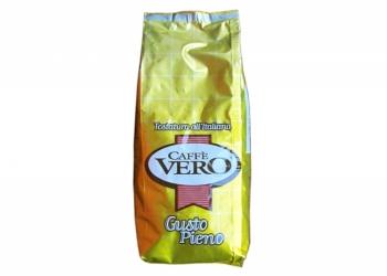 Кофе в зернах Сaffe Vero Service  (Италия) 1 кг.