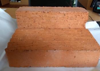 Реставрационный (церковный) кирпич Старорусского образца