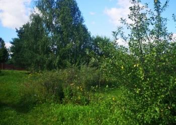 Продается земельный участке 12 соток Моск. Обл., Ступинский р-он, д. Мясищево