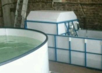Установка замкнутого водоснабжения