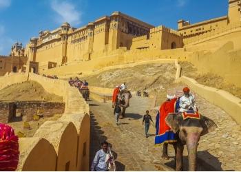 Экскурсионный тур в Индию