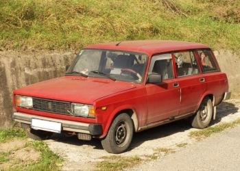 ВАЗ 2104, 1991 год