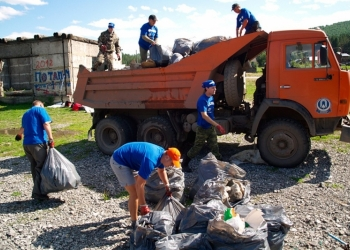 Вывоз мусора металлолома