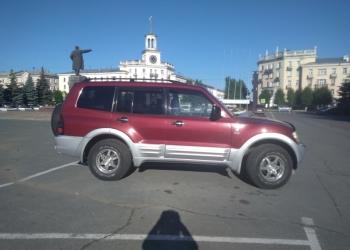 Mitsubishi Montero, 2000