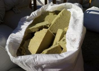 Утеплитель базальтовый насыпной цена за 0,25 м3