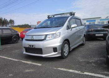 Honda FREED SPIKE HIBRID 2014
