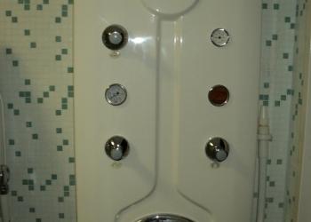 Душ Шарко «Вуокса» (модель «Настенная панель») +Циркуляционный душ+лейка