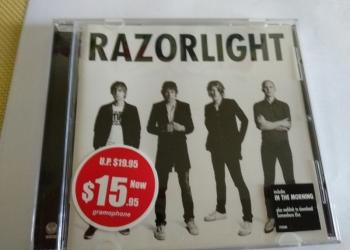 CD Razorlight 2006