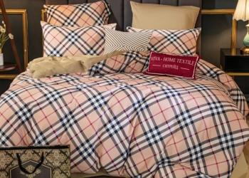 Комплект постельного белья - 100% хлопок - Делюкс сатин 1.5-спальный L255