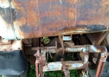 Самодельн6ый трактор